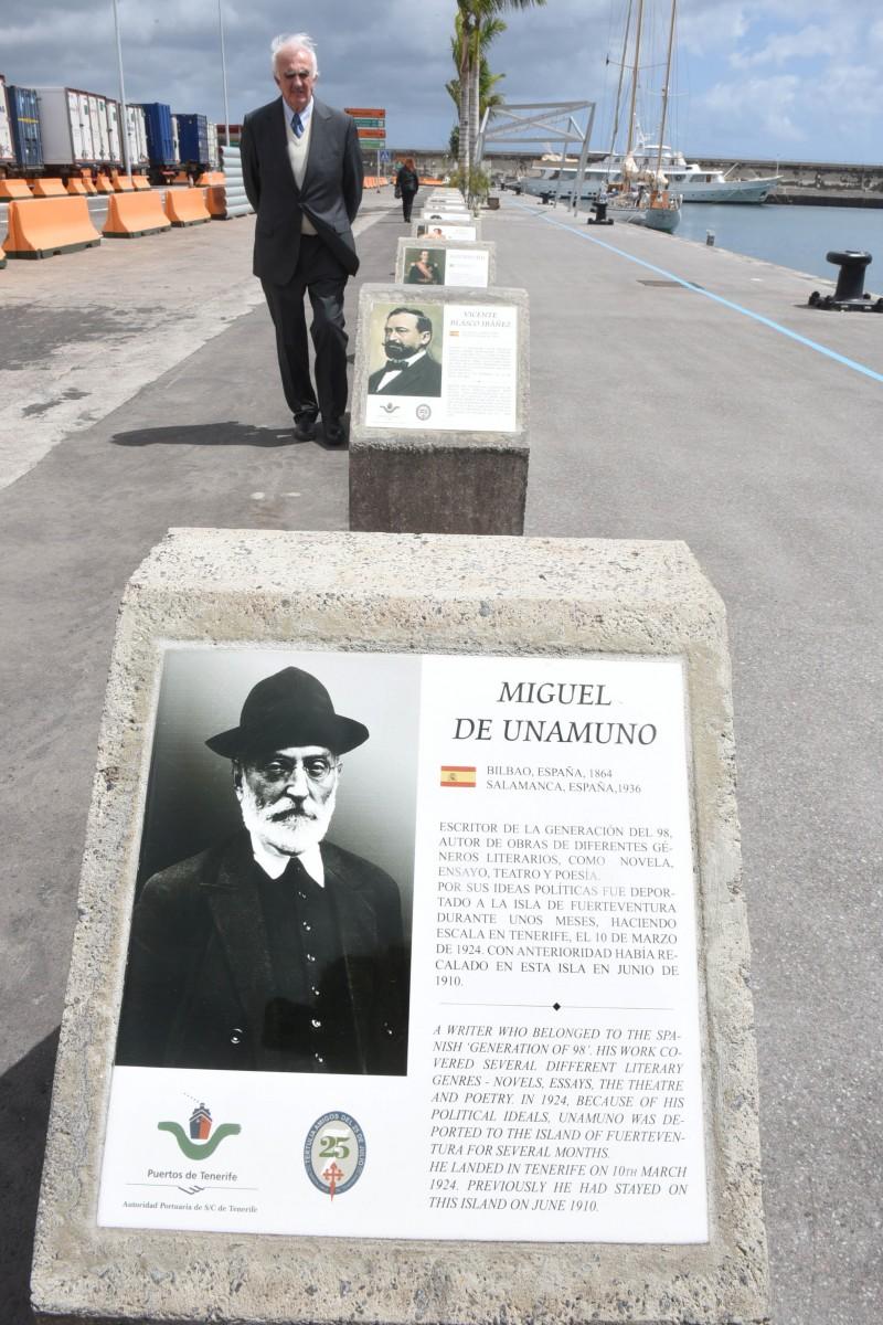 El Paseo se ubica al lado de la Marina deportiva. / S. M.