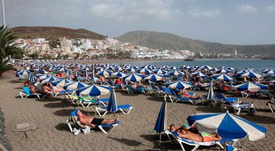 Canarias aumenta en julio un 12,7% las pernoctaciones turísticas