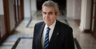 Jesús Soriano Carrillo, comendador emérito del supremo consejo del grado 33