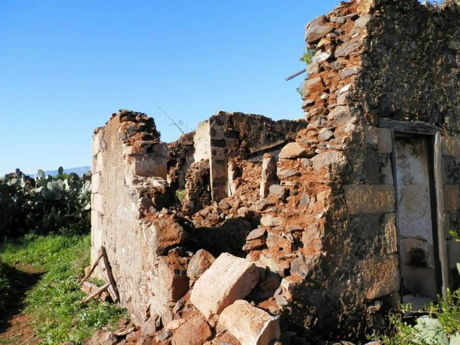 La casa de Amaro Pargo en el barrio de Machado está declarada BIC, como Sitio Histórico. DA