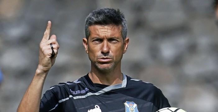 La Liga nombra a José Luis Martí mejor entrenador del mes de marzo en Segunda