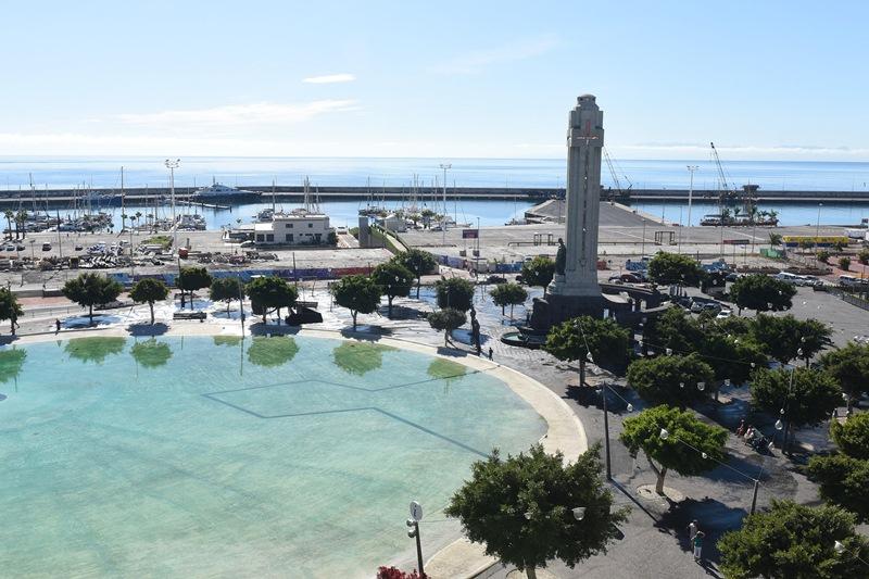 Resultado de imagen de Las obras en la Plaza de España terminarán en un año tenerife