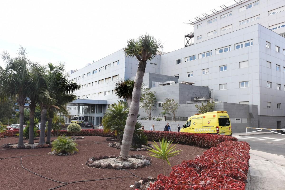 El hospital de la candelaria tendr un parking con 880 - Hospital nuestra senora de la candelaria tenerife ...
