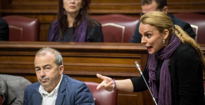 Podemos amenaza a NC con romper el pacto en Las Palmas de Gran Canaria