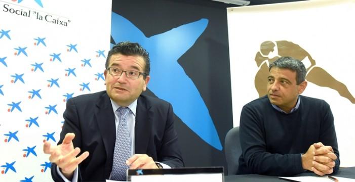 La Obra Social la Caixa renueva su apoyo a los torneos Alfredo Martín el Palmero y  Pancho Camurria