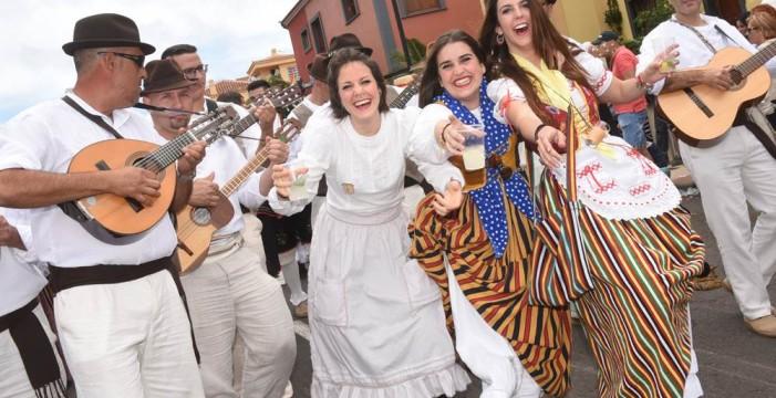No habrá música en los kioskos de la Romería de Tegueste