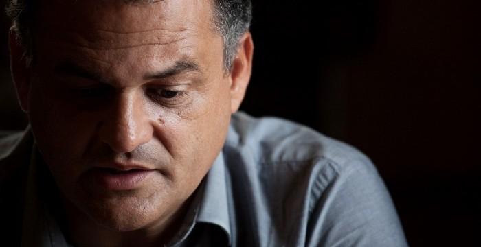"""José Alberto Díaz: """"No tenía un problema con el PSOE, sino con  una persona"""""""