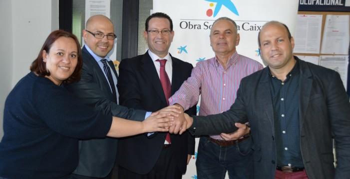 La Caixa destina más de 5.500 euros al proyecto 'Tabléate' de Apamin