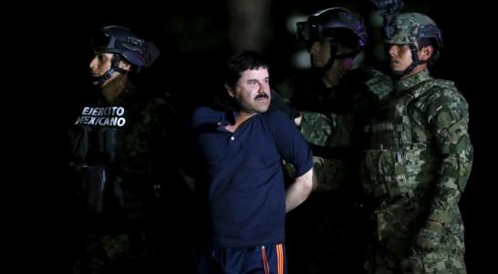 'El Chapo' se declara no culpable en su primera comparecencia ante un juez de EEUU