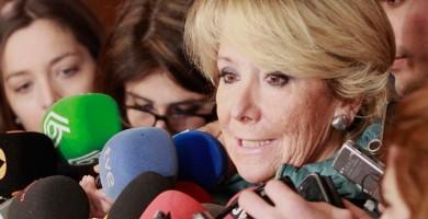"""Aguirre dice que tanto los resultados electorales como las dimisiones demuestran el """"rechazo"""" a la política de Sánchez"""