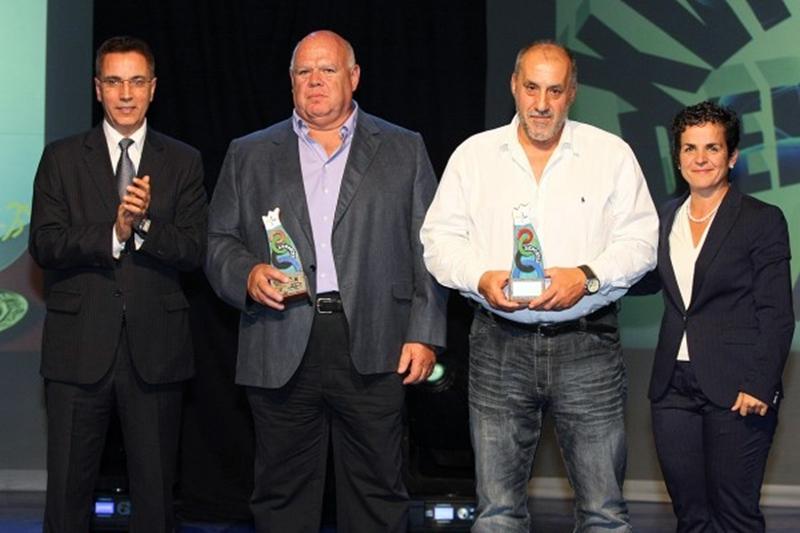 Melquiades Rodriguez y Jose Maria Gonzalez Parri II Arona 2011