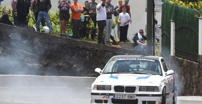 Estos son los mejores pilotos del Archipiélago que participarán en el Rallye Orvecame Tenerife Trofeo TGAS