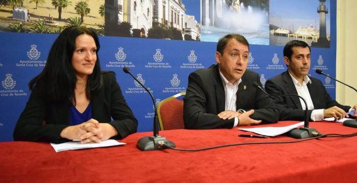 El Ayuntamiento de Santa Cruz cierra 2015 con una ejecución presupuestaria próxima al 90%