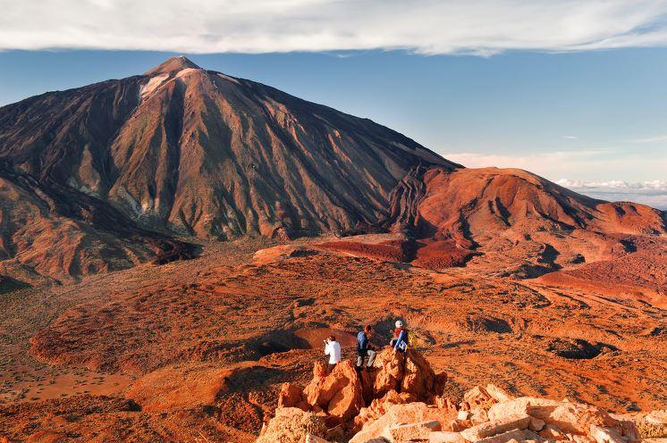 Parque Nacional del Teide / Saúl Santos