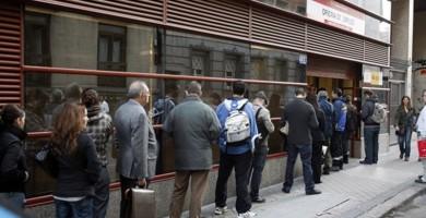 El paro sube en Canarias en 1.900 personas en noviembre