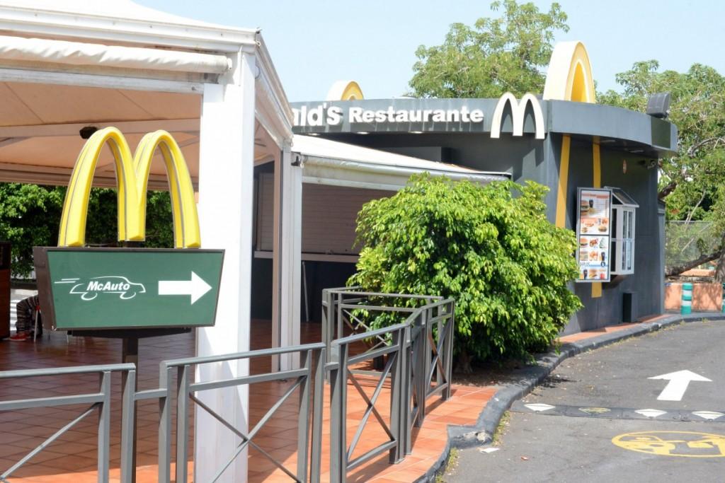 Mcdonald 39 s inaugur un local en taco diario de avisos - Mcdonald s puerto de la cruz ...