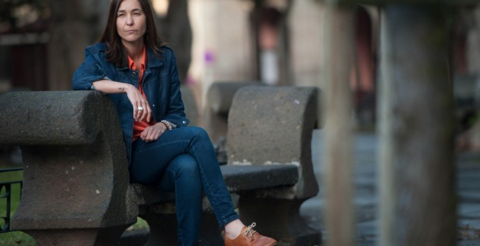 """Mónica Martín: """"Trabajo en un proyecto político que no es personalista y en el que se mantienen los planes, porque si no no sería viable"""""""