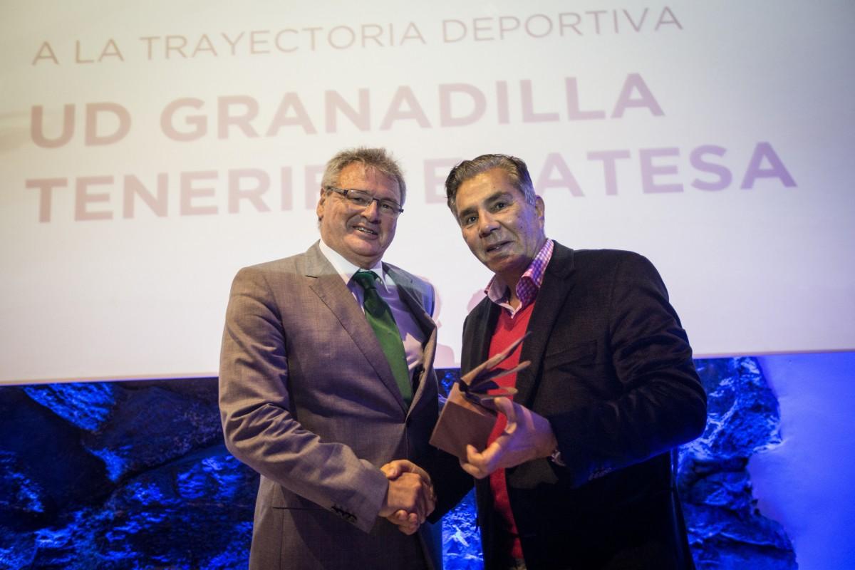presidente del Granadilla