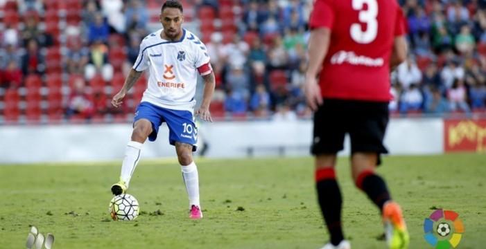 El capitán Suso Santana renueva con el CD Tenerife