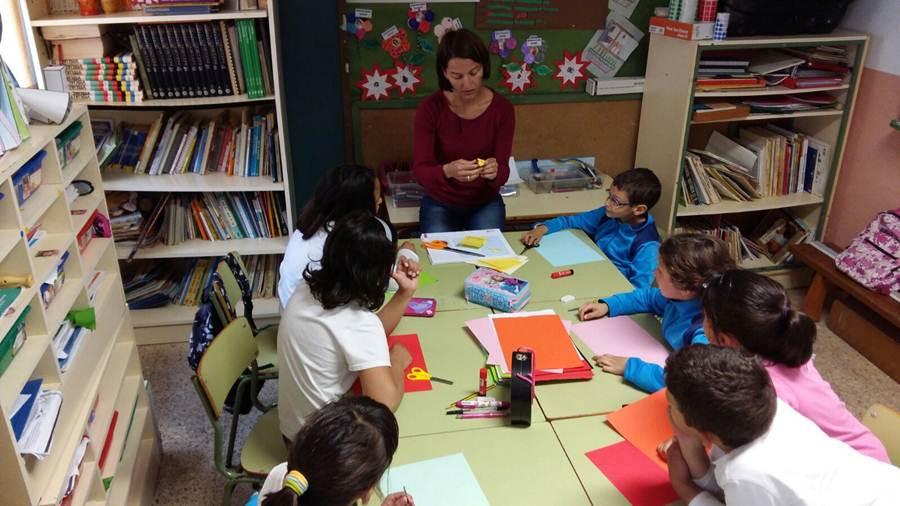Gran Canaria, La Palma y Tenerife concentran el 80% de las escuelas unitarias que todavía quedan abiertas en el Archipiélago, cuya supervivencia está asegurada al menos a medio plazo. DA
