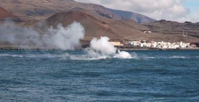 Canarias podría experimentar un episodio de erupción volcánica cada 40 años, dice un experto