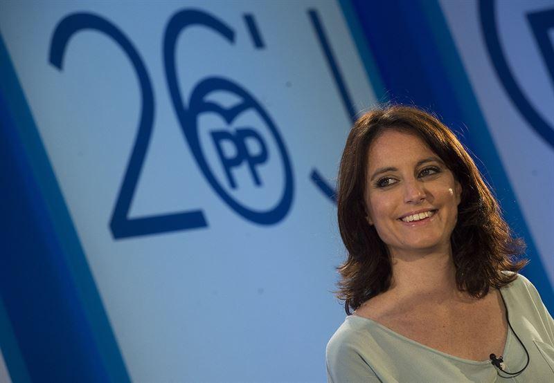 Andrea Levy: «El Congreso del PP va a ser de ideas y