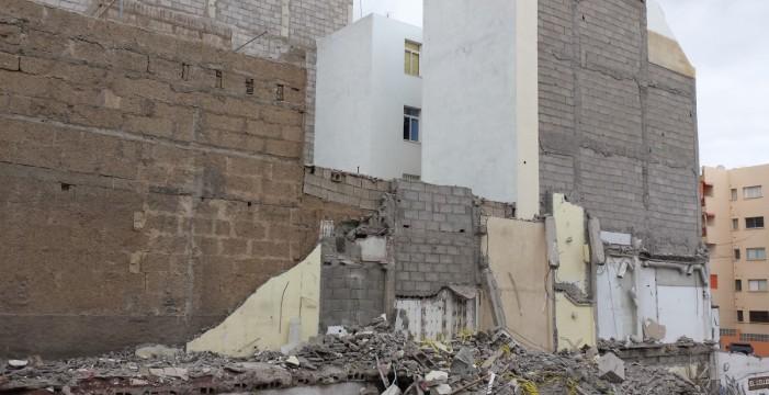 Las 33 familias desalojadas por el derrumbe regresan hoy a sus casas