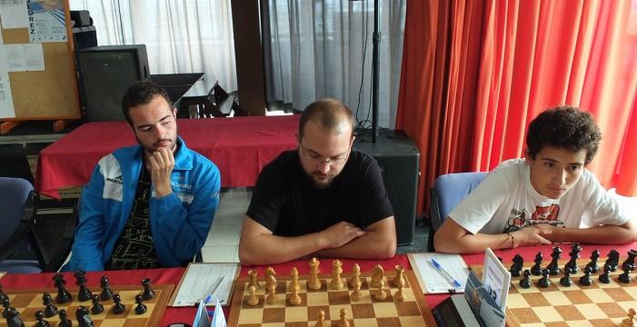 El Fundación CajaCanarias, subcampeón regional de Ajedrez