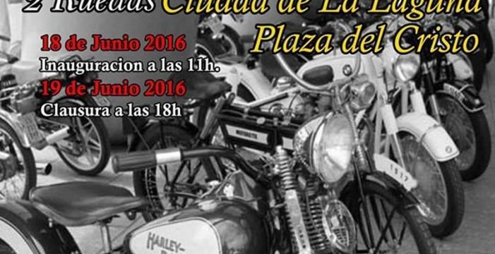 La Plaza del Cristo, capital regional de la moto