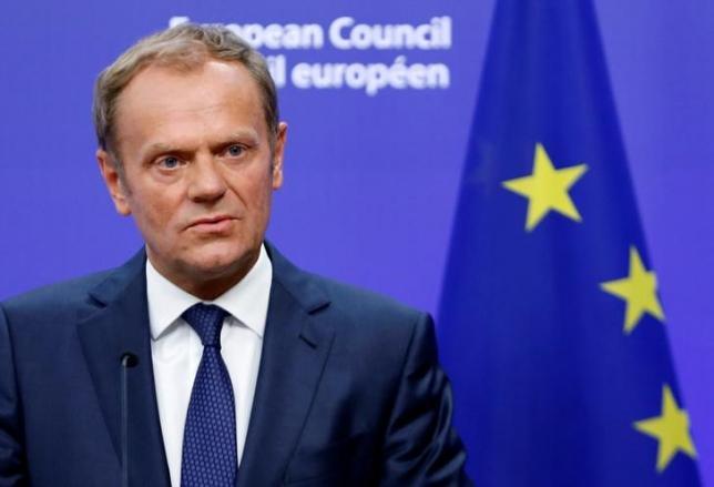 El presidente del consejo europeo insta a puigdemont a for Presidente del consejo europeo
