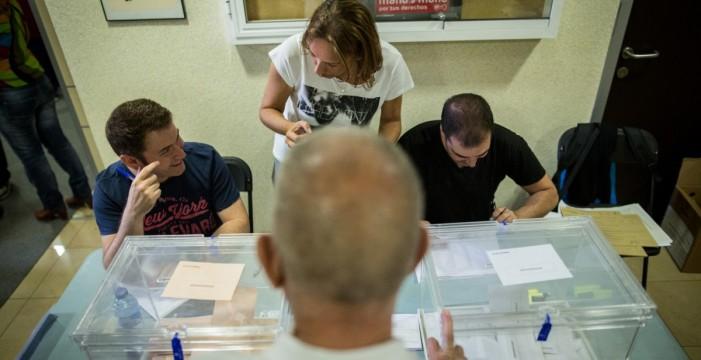 Citar a miembros de las mesas electorales costará unos 92.000 euros en Santa Cruz