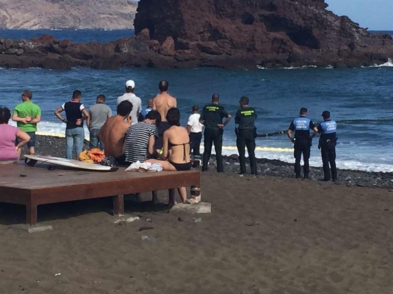 Un total de 150 estudiantes canarios de la ESO aprenden cómo prevenir accidentes acuáticos