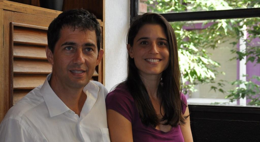 Jorge Heras y María Toledo, los arquitectos / DA