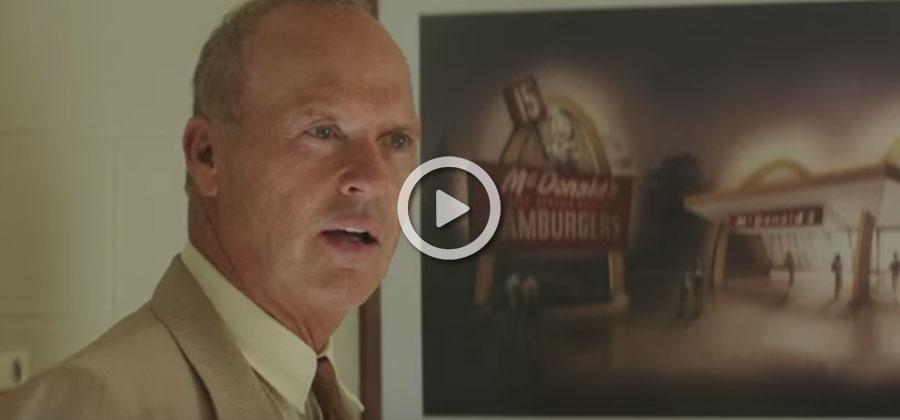 Michael keaton se transforma en el fundador de mcdonalds en su nueva pel cula - Mcdonald s puerto de la cruz ...