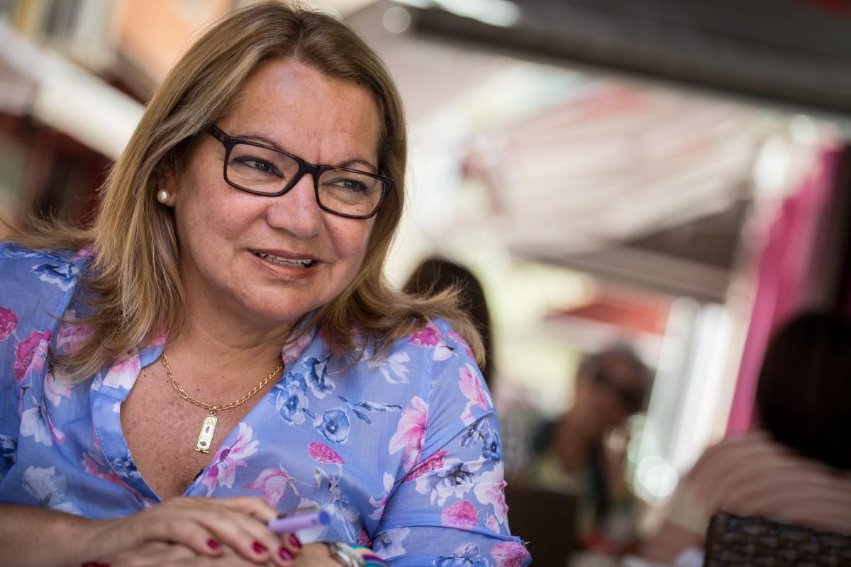 Meri Pita. / Andrés Gutiérrez