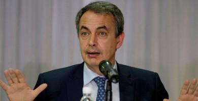 """Zapatero, ante los resultados electorales del PSOE: """"Es absolutamente imprescindible una reflexión"""""""