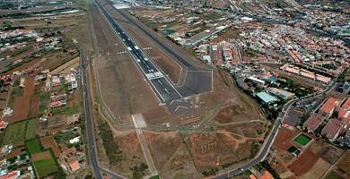 Aena destina 670.950 euros para obras de insonorización de viviendas en el entorno del Aeropuerto de Tenerife Norte