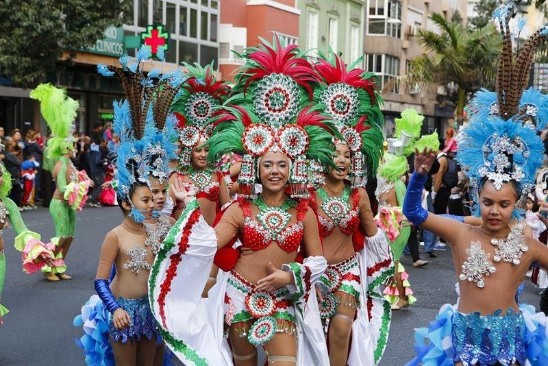 Carnaval de Las Palmas / FOTO: CEDIDA