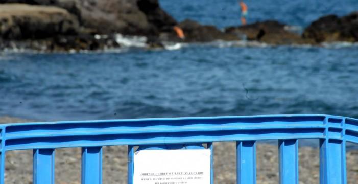 Los bañistas, más seguros en las playas de Arona