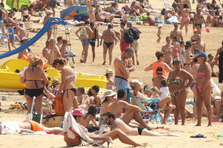 Playa de Las Teresitas | FOTO: DA