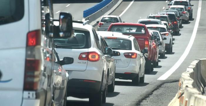 Greenpeace reivindicará mañana más personas y menos coches en las calles