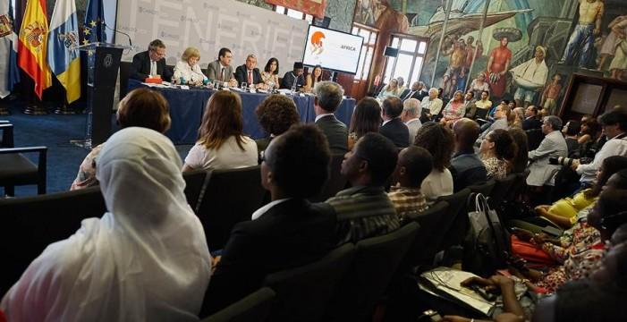 El Cabildo celebra el Día de la Cooperación de Campus África mirando a la mujer