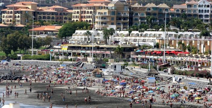 Las pernoctaciones hoteleras suben un 10,59% en Canarias en abril