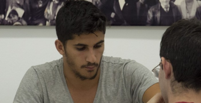 Herrera, primer palmero que  logra las tres normas de Maestro Internacional de Ajedrez