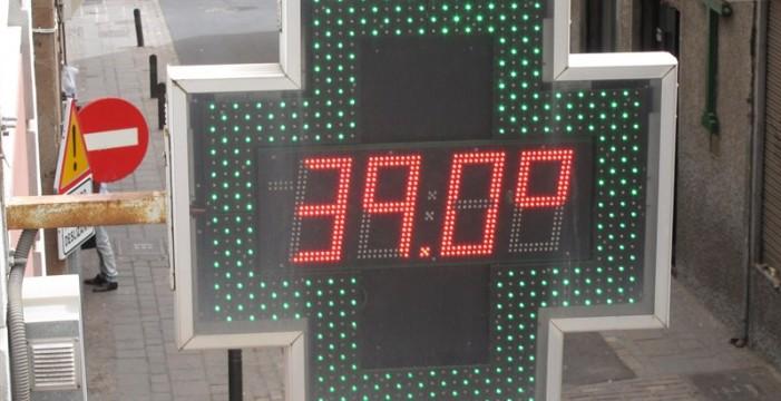 El Gobierno canario activa la alerta por altas temperaturas