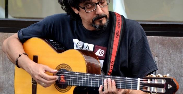 El compositor y músico tinerfeño Rubén Díaz gana el premio Mumes 2016