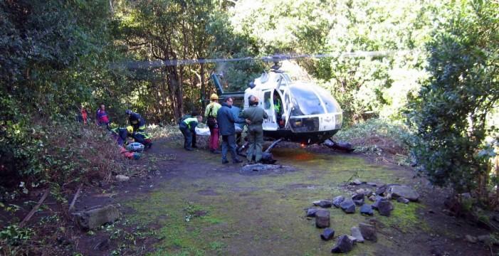 El TC rechaza el recurso sobre el accidente de Piedra de los Cochinos