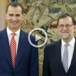Rajoy y Felipe