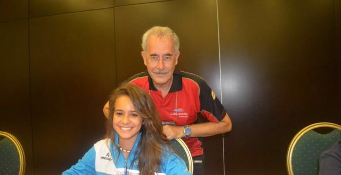 Triple liderato canario en el nacional sub-12 de Ajedrez