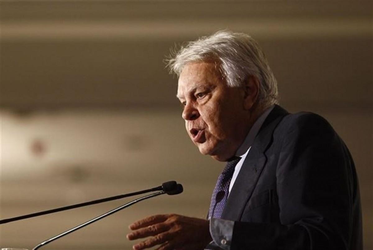 Felipe González, expresidente del Gobierno de España / EUROPA PRESS